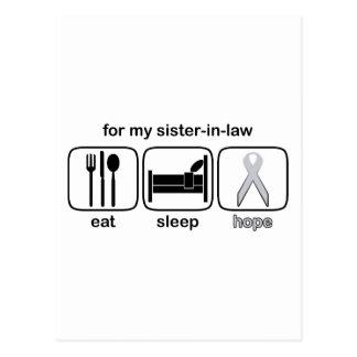 義理の姉妹 ポストカード