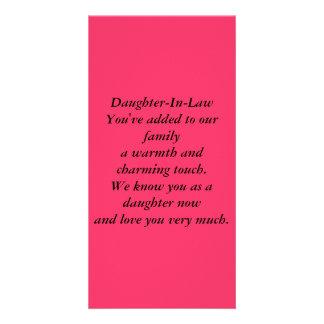 義理の娘 カード
