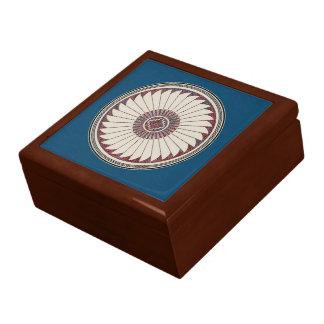 羽のイメージ40のギフト用の箱の放射 ギフトボックス