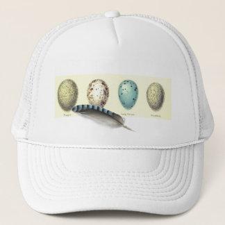 羽の帽子 キャップ