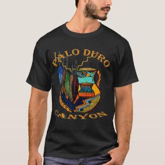羽及びポットの精神- PaloのDuroの金ゴールド Tシャツ