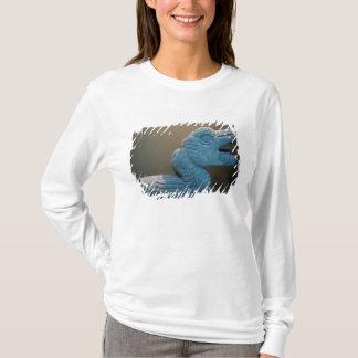 羽毛をつけられた蛇、800-900広告 Tシャツ