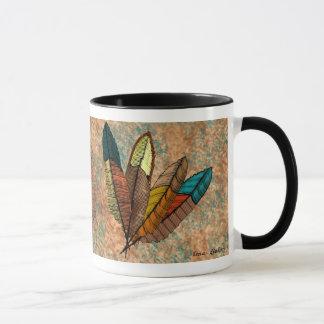 羽 マグカップ