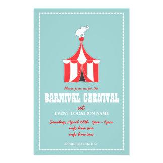 習慣|カーニバル|エベント|フライヤ オリジナルチラシ広告