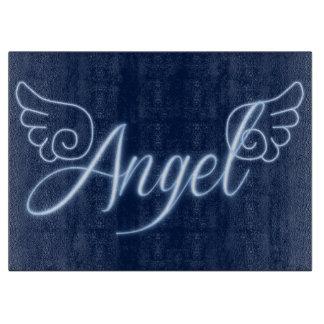 翼とのFallnの天使 カッティングボード