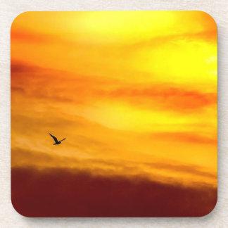 翼のコースターの鳥 コースター