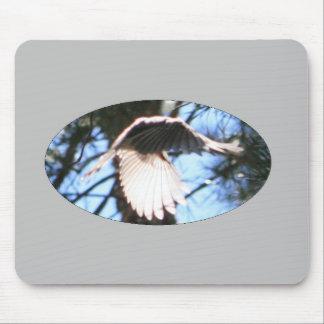翼のマウスパッド マウスパッド