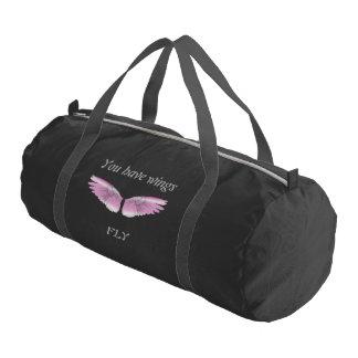 翼の体育館のバッグ ジムバッグ