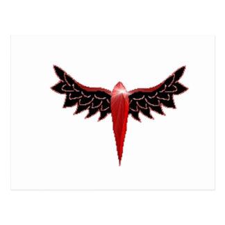 翼の宝石 ポストカード