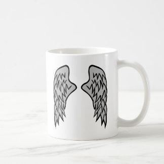 翼 コーヒーマグカップ