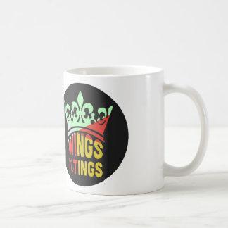翼nはコーヒー・マグを鳴らします コーヒーマグカップ