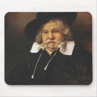 老人のポートレート、1667年 マウスパッド