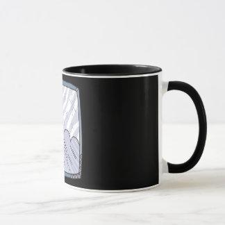 老人の冬2 マグカップ
