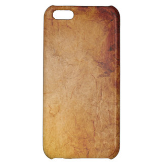 老化させた紙 iPhone5Cケース