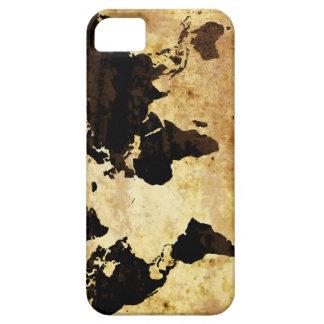 老化世界地図 iPhone SE/5/5s ケース