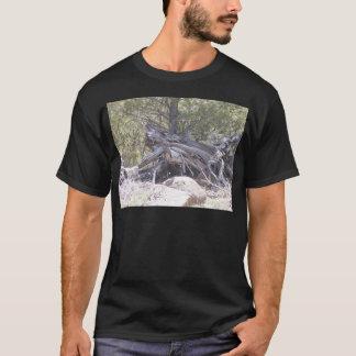 老化木の混乱 Tシャツ