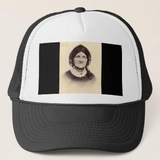 老女の帽子 キャップ