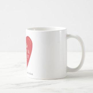 考えれば私の手は完全、見るべきです…です コーヒーマグカップ