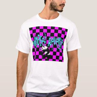考え方の復讐のワイシャツ Tシャツ