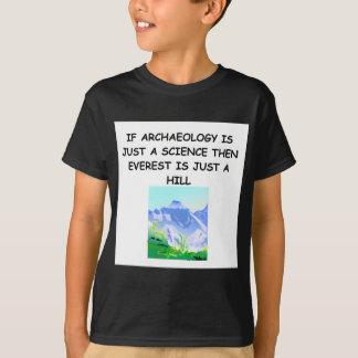 考古学のギフト Tシャツ