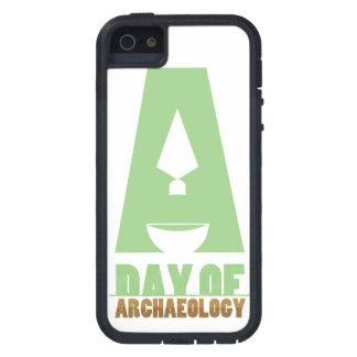 考古学のiPhone 5/5sの場合の日 iPhone SE/5/5s ケース