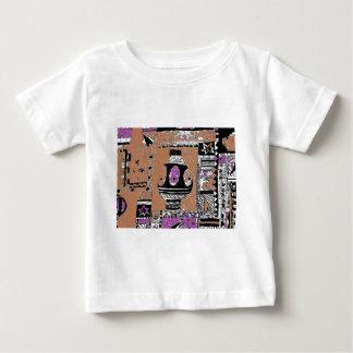 考古学的な発掘のデザイン ベビーTシャツ