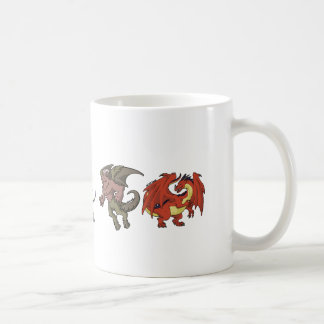 考古学道のマグ コーヒーマグカップ