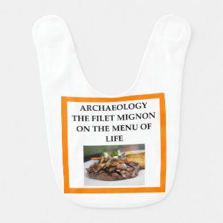考古学 ベビービブ