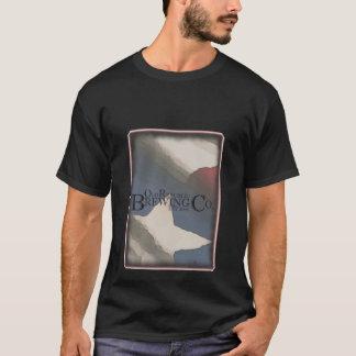 耕された黒 Tシャツ