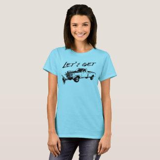 耕される得よう Tシャツ