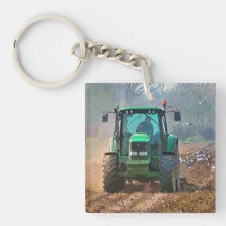 耕作 キーホルダー