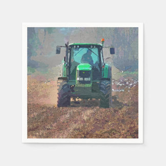 耕作 スタンダードカクテルナプキン