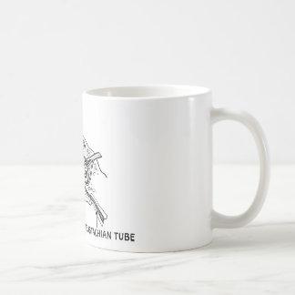 耳の図表 コーヒーマグカップ