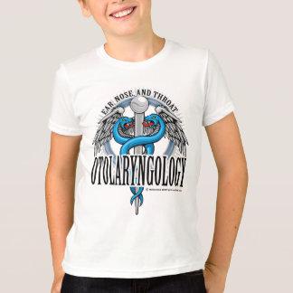 耳鼻咽喉科学のケリュケイオン Tシャツ