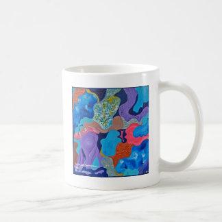 耳 コーヒーマグカップ