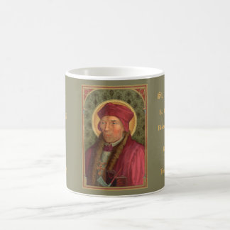 聖ヨハネフィッシャー(SAU 025)のコーヒー・マグ#1b コーヒーマグカップ