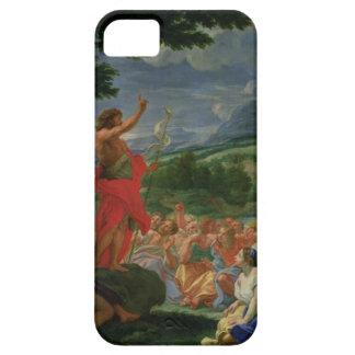 聖ヨハネ説教しているバプテスト169の前に絵を描かれて iPhone SE/5/5s ケース