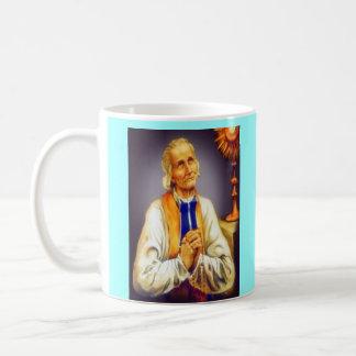 聖ヨハネVianney*のコップ コーヒーマグカップ