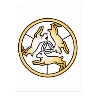 聖三位一体の宗教 ポストカード