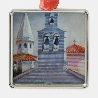 聖三位一体教会、Budva、モンテネグロ メタルオーナメント