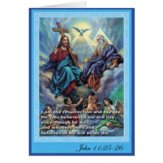 聖三位一体 カード