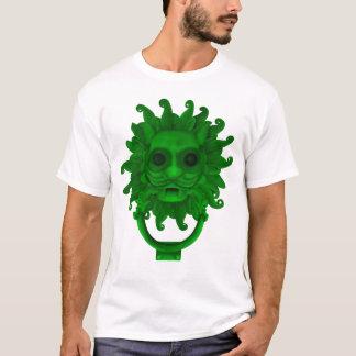 聖域のノッカーのダラムのカテドラル Tシャツ