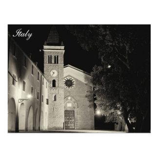 聖域、イタリアの郵便はがき ポストカード