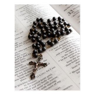 聖書の数珠 ポストカード