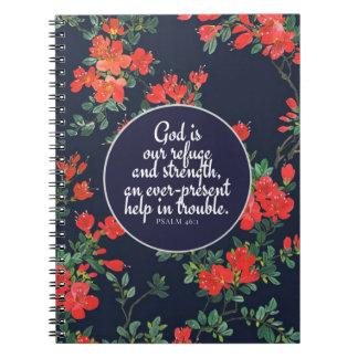 聖書の詩のノート ノートブック