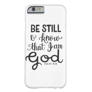 聖書の詩のiPhoneの場合 Barely There iPhone 6 ケース