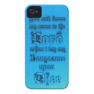 聖書の詩 Case-Mate iPhone 4 ケース