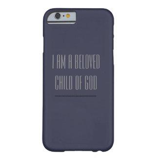 聖書の電話Case6-IABCG Barely There iPhone 6 ケース