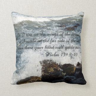 聖書は賛美歌の139:9を- 10枕引用します クッション