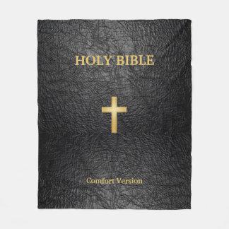 聖書毛布 フリースブランケット